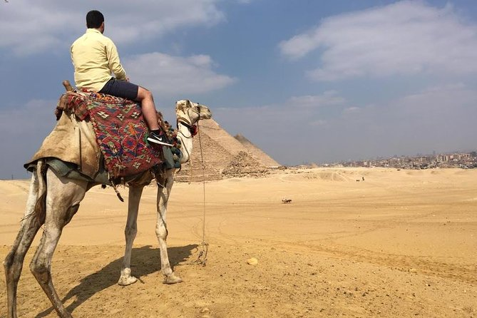camel or horse Ride in Desert any time from Cairo or Giza hotels photo 4
