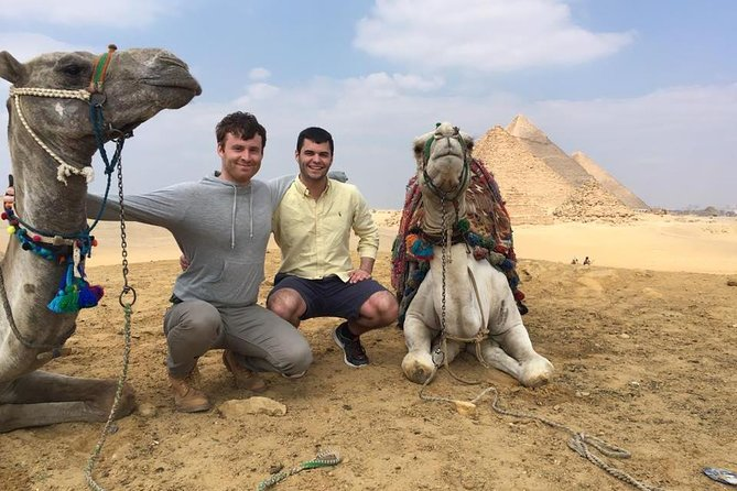 camel or horse Ride in Desert any time from Cairo or Giza hotels photo 2