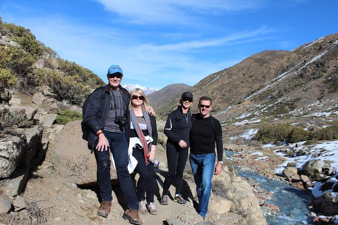 Hiking Tour in the Andes Mountains - Half Day Trip from Santiago