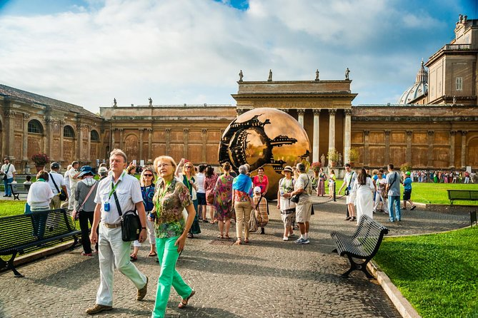 Vatican Museum and Sistine Chapel Skip-the-Line Guided Group Tour and tickets