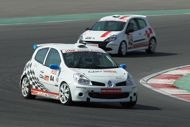 Clio Cup Race Car Experience