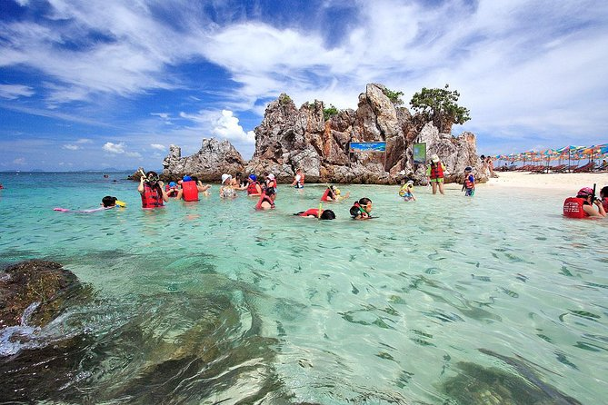 PHUKET: Phi Phi Green & Khai Islands