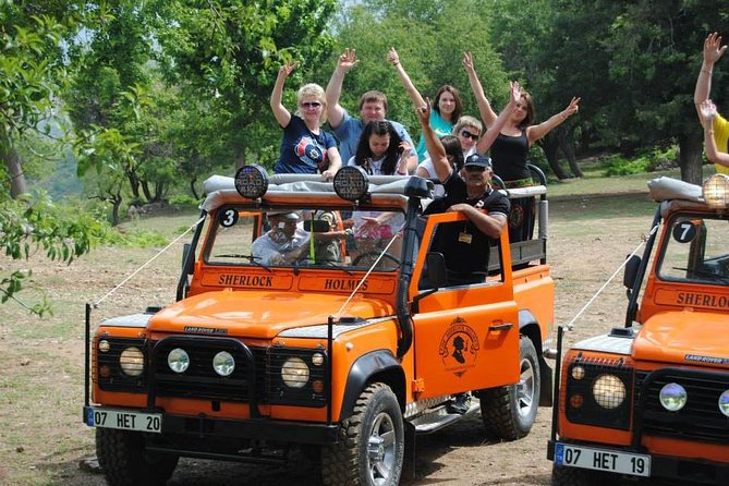 Kusadasi Jeep Safari Adventure
