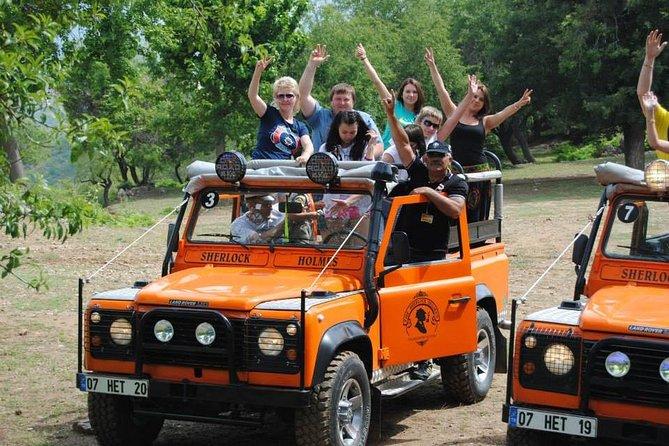 Kusadasi Jeep Safari Adventure