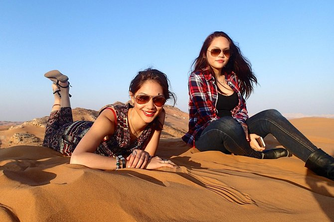 Morning Desert Safari with Sand boarding and Camel Ride photo 14