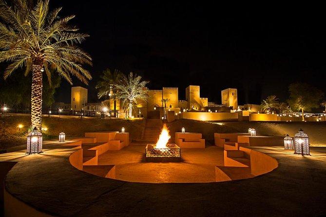 Royal Sahara Experience - Premium Dubai Safari and 5 star Dinner Buffet
