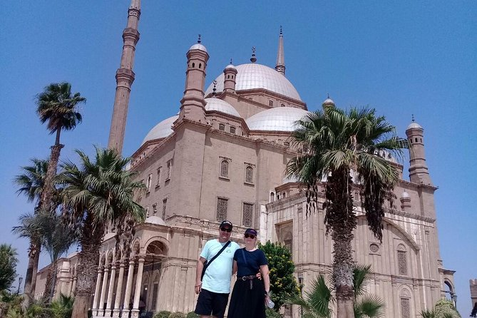 private full day Islamic Cairo with old mosques