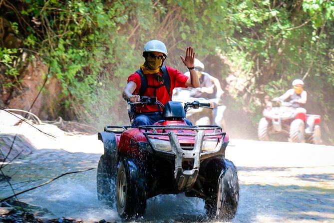 ATV Tour Jungle Adventure for Single Rider