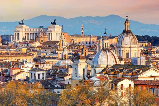 Half Day Tour in Rome: City Centre Walking Tour & Vatican Museum
