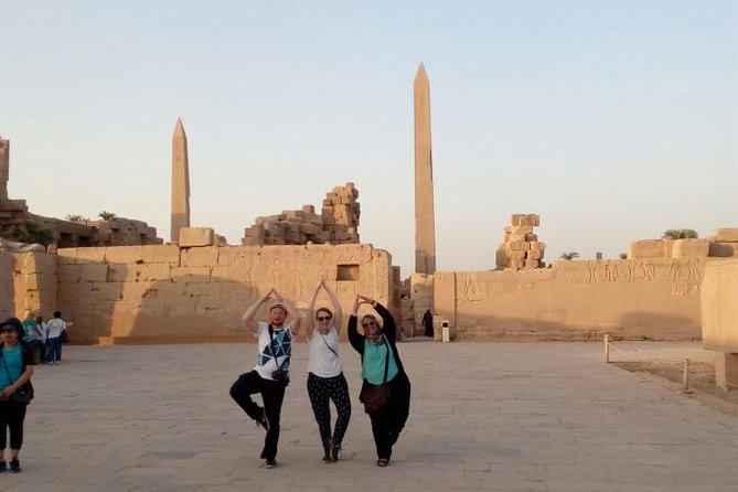 Tour of the East Bank karnak and luxor temple in Luxor