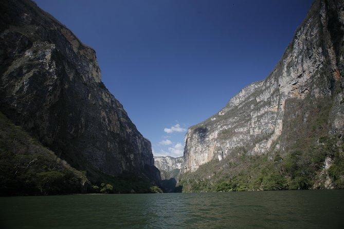 Sumidero Canyon and Chiapa de Corzo Magical Town from Tuxtla Gutiérrez.