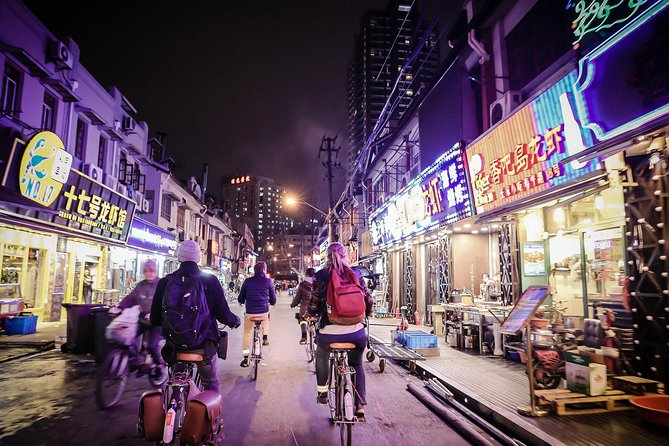 Shanghai Night Tour by Bike photo 4