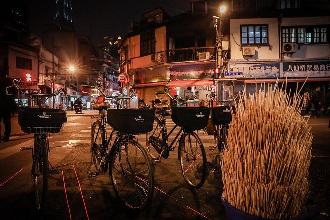Shanghai Night Tour by Bike photo 2
