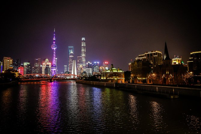 Shanghai Night Tour by Bike photo 6