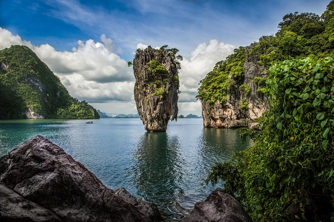 James Bond Island & Hong Island (Phang Nga) Canoeing by Speedboat from Phuket
