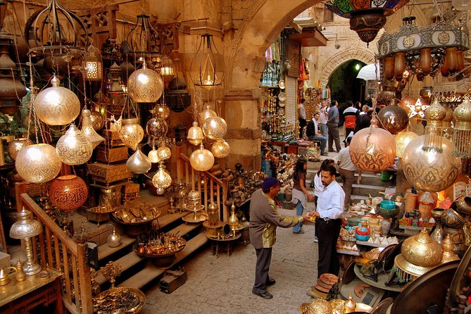 Cairo, Siwa Oasis and Alexandria Multi-Day Adventure
