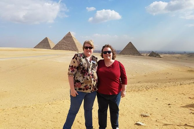 full-day Giza pyramids, sphinx ,Memphis old city & Step pyramids of Sakkara