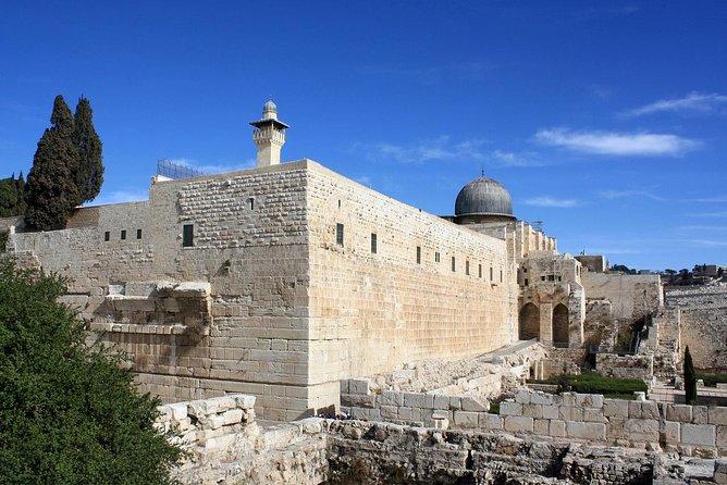 Half Day Jerusalem Trip from Jerusalem