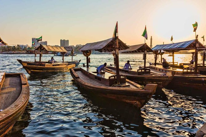 Private Dubai City Tour By Luxury 4x4 With Buffet Lunch