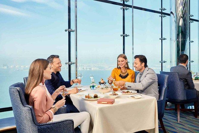 Burj Al Arab Culinary Flight with 1 way transfer