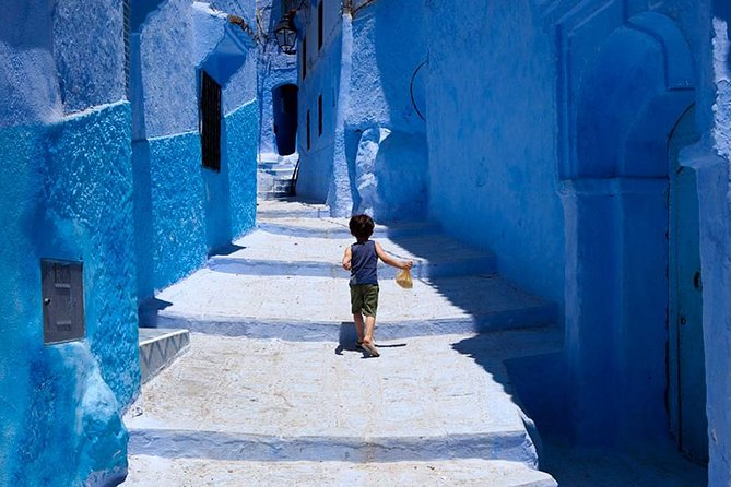 Small-Group Day Tour to Chefchaouen from Fez
