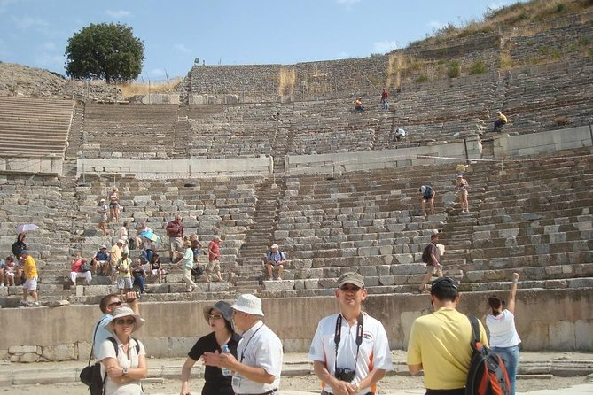 Private Ephesus and Sirince Tour with Shopping Time