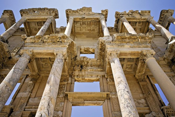 Best of Ephesus From Kusadasi or Izmir