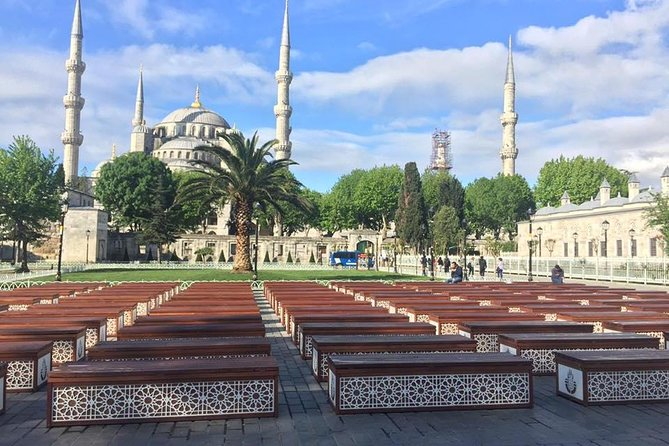 Private Istanbul Tour From Your Hotel or Cruise Port photo 8