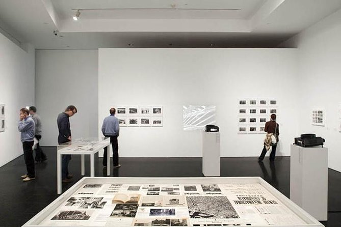 Skip the Line: Barcelona MACBA Museum of Contemporary Art Admission Ticket