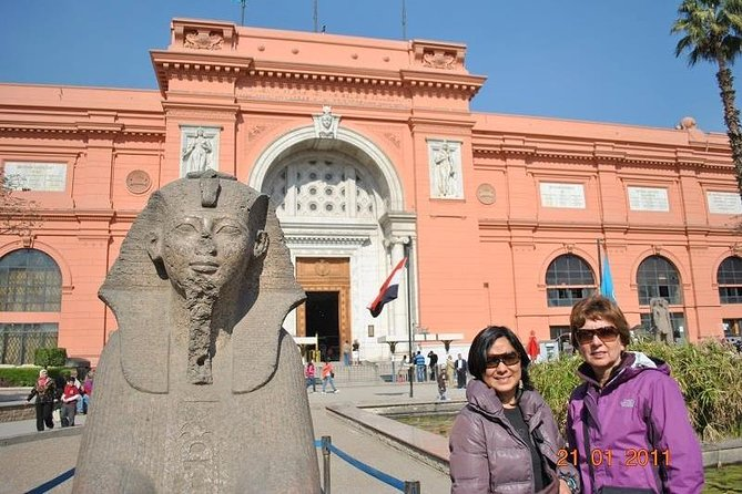 Cairo Sightseeing :Egyptian Museum ,Citadel Mosque Coptic church & local bazaars