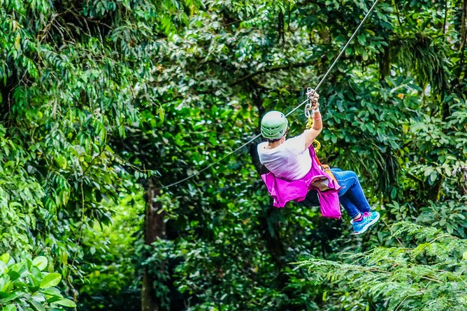 Arenal Canopy and Horseback Riding Adventure photo 7