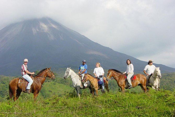 Arenal Canopy and Horseback Riding Adventure photo 2