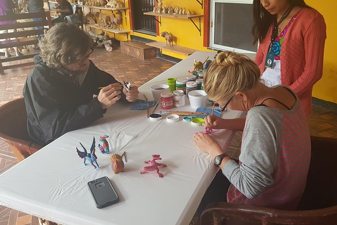 Half-Day Alebrijes Carving and Painting Workshop in San Martin from Oaxaca photo 7