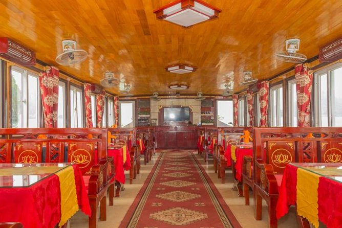 Halong 1 day Deluxe 5 hours Cruise
