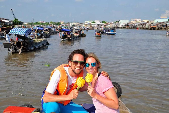 Private Mekong Delta 2-Day Tour with Floating Markets