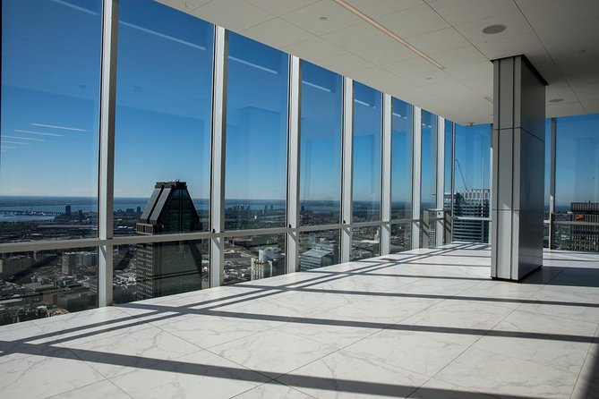 Observatoire Place Ville Marie - The most beautiful view