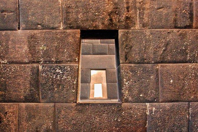 Temple of the Sun & Sacsaywaman Archaeological Park from Cusco