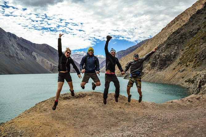 Private tour Cajon del Maipo Yeso lake Geological Tourism a different experience