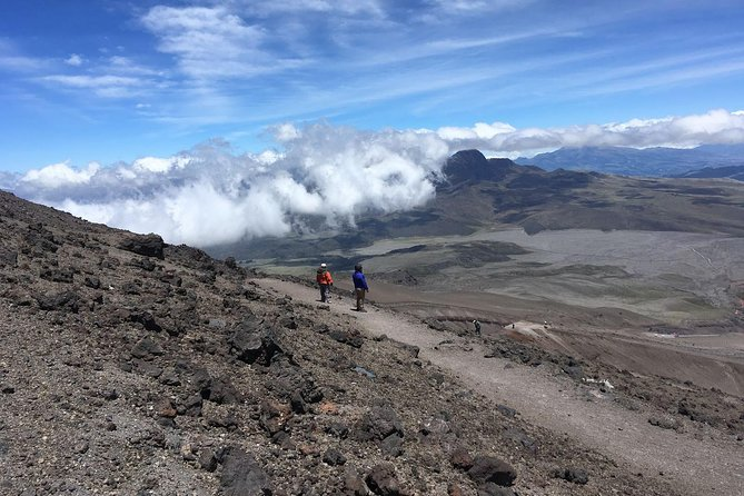 Cotopaxi Hiking and Biking Shared Day Tour