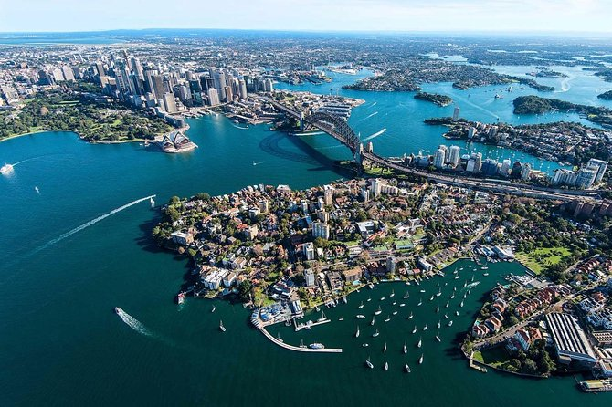Sydney Harbour Scenic Flight