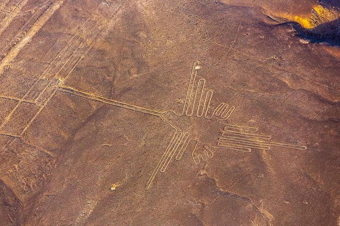 Total Nazca Lines by plane