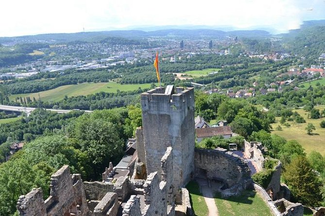 Rotteln Castle Entrance Ticket from Basel with Hotel Pick-Up and Drop-Off