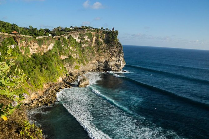 Private Tour: Beaches of Bali and Sunset at Uluwatu Temple with Kecak Dance Show