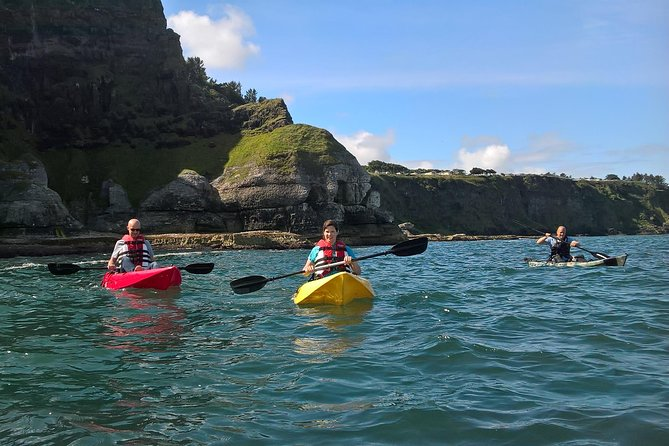 Ballycastle 2-Hour Kayaking Tour