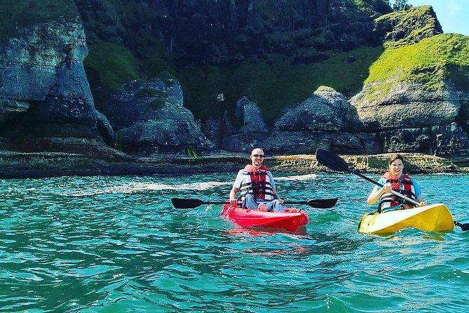 Ballycastle 2-Hour Kayaking Tour