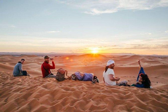 Day Trip from Errachidia to Merzouga Sahara