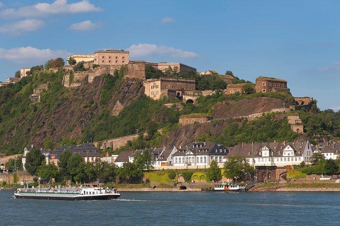 KD Rhine Pass from Koblenz