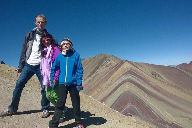 Tour Privado: Rainbow Mountain from Cusco