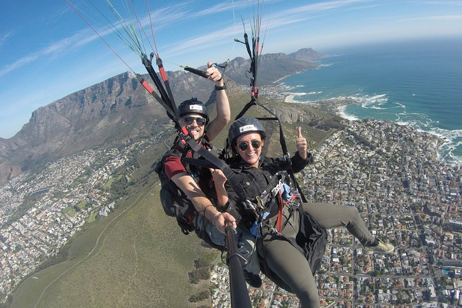 Hi5 Tandem Paragliding Cape Town   Cape Town, South Africa - Lonely