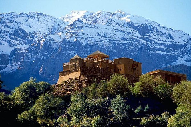 Full-day Trip To Imlil Valley And The Toubkal From Marrakech